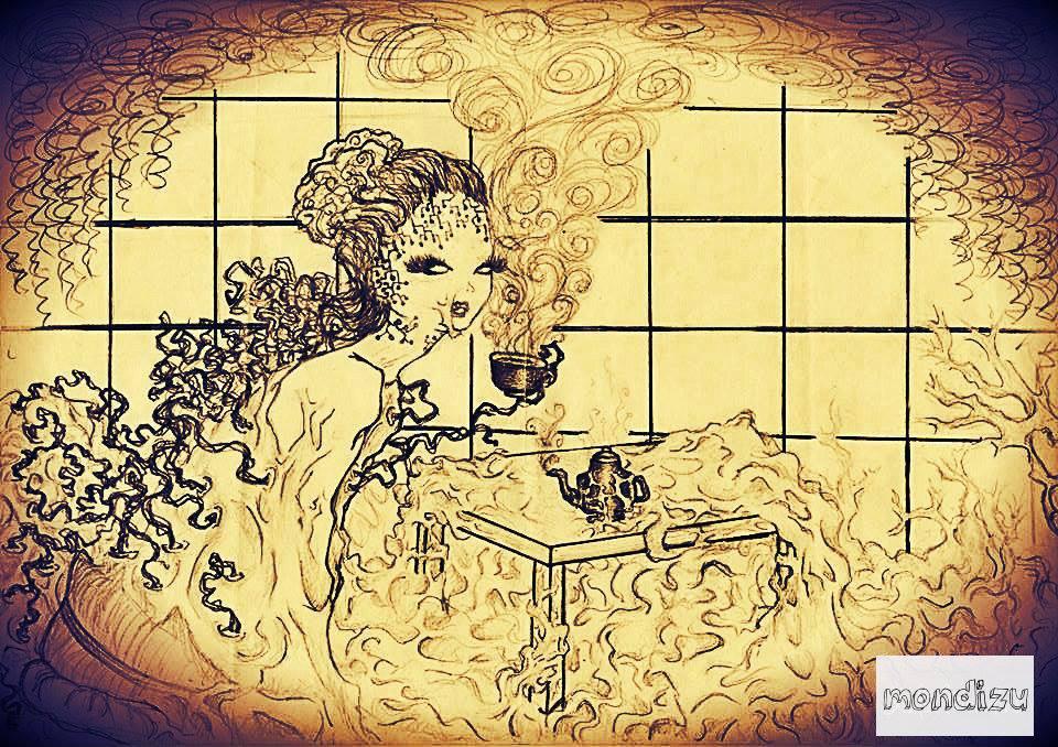 Pinturas y fotografías de Mondizu