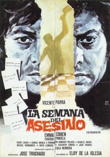 El ciclo «La Safor en el Cine» proyecta la película La semana del asesino