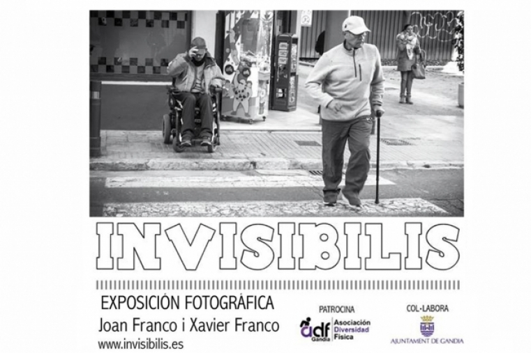 Exposición fotográfica «Invisibilis», de Juan y Xavier Franco