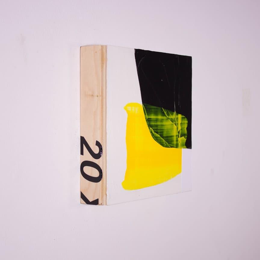 Exposición colectiva «Rastro»