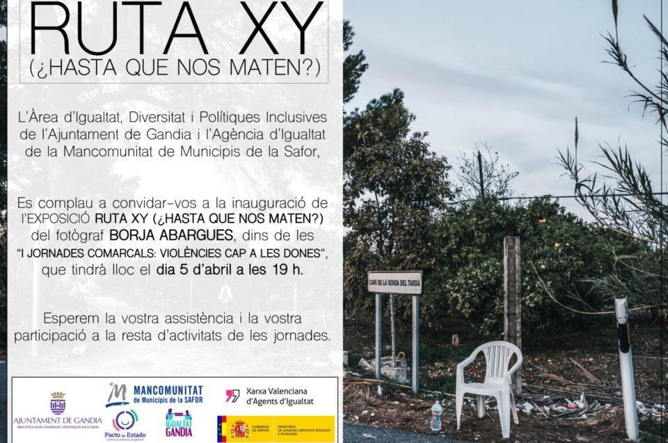 «La ruta XY», Fotografías de Borja Abargues