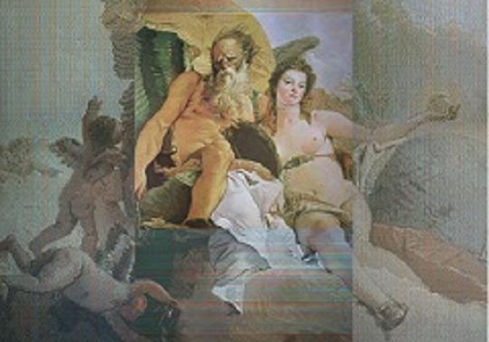 «Las parejas de Tiepolo», pinturas de Rafael Armengol