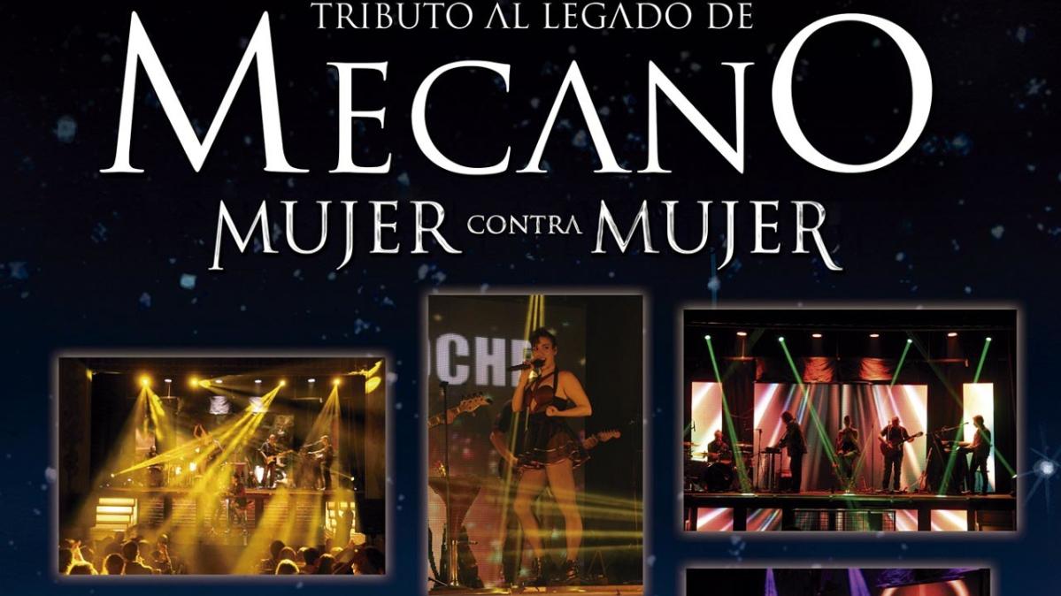 Mujer contra mujer, un musical tributo a Mecano