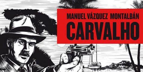 """""""Pepe Carvalho"""", exposición homenaje a Vázquez Montalbán"""