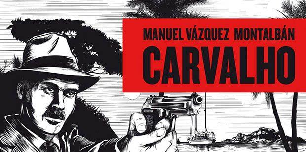 «Pepe Carvalho», exposición homenaje a Vázquez Montalbán