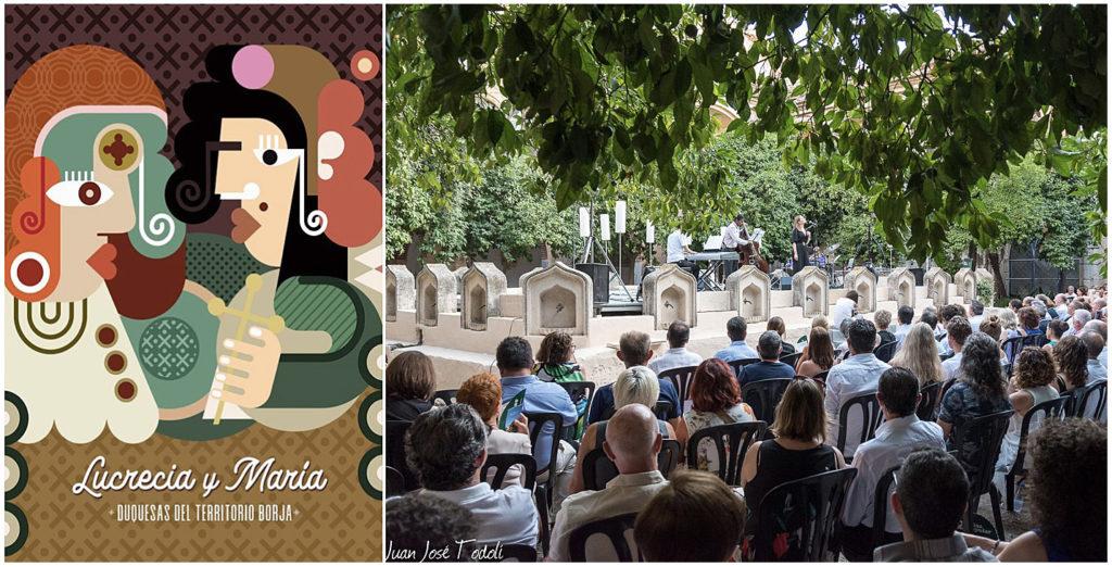 Ensemble Ars Borgiae inaugura el ciclo de conciertos «Música al Monestir de Cotalba»