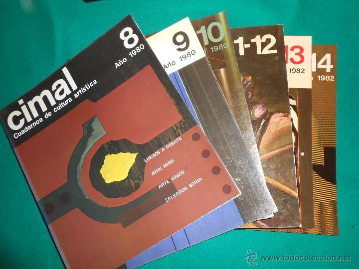 «Revista Cimal (1979-2003). Cultura y Utopia en la ciudad de Gandia»