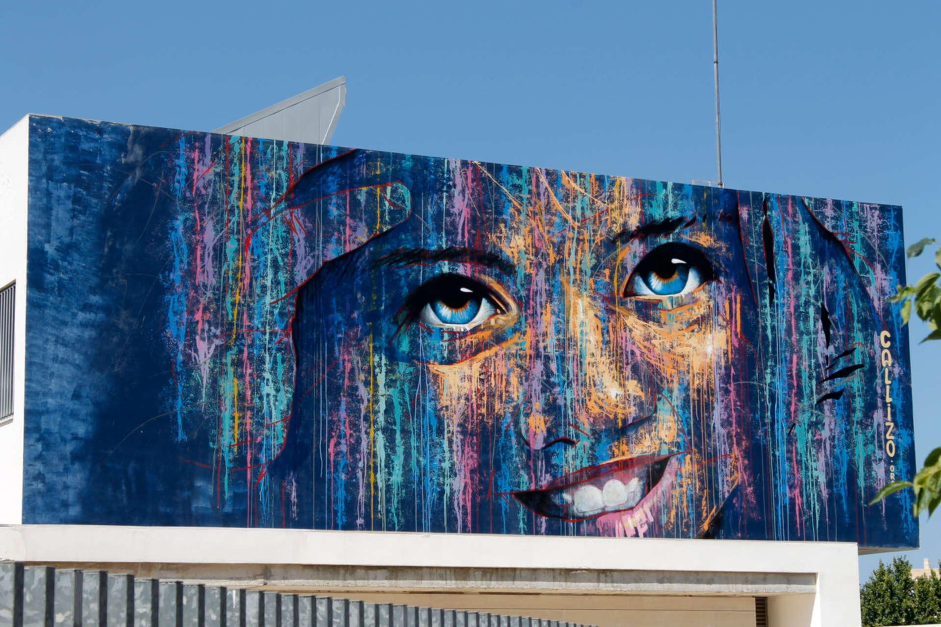 «Serpis Urban Art Project», arte urbano para la reflexión y la concienciación