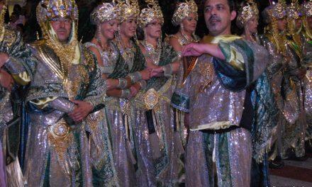 Fiestas patronales en la poblaciones de la comarca