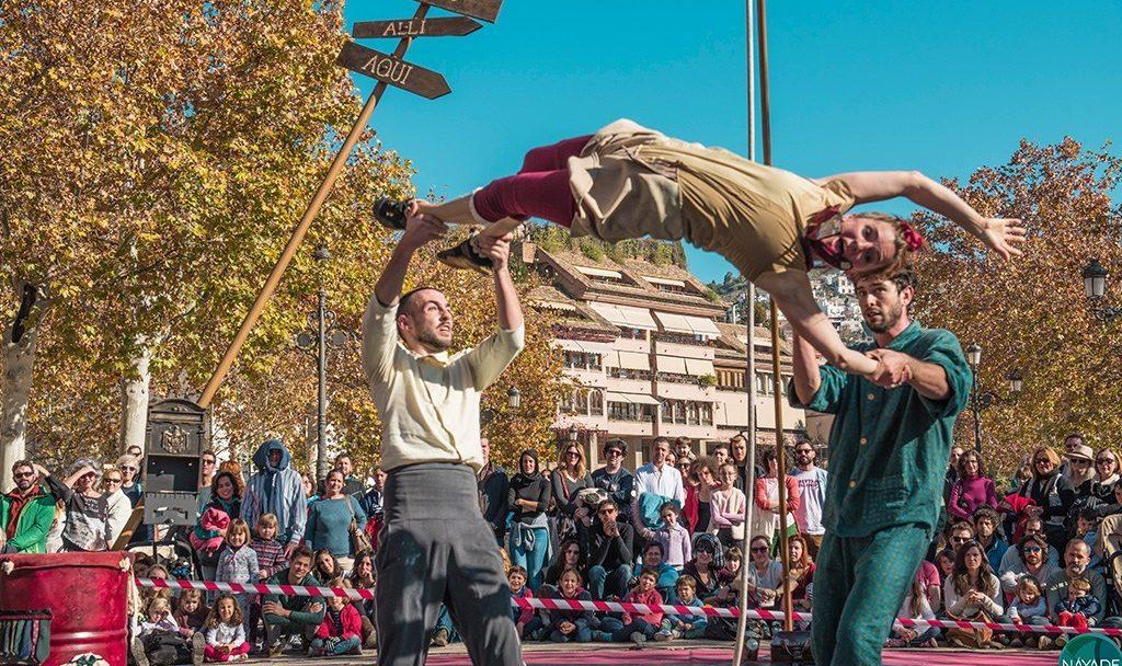 BORJA PORT ART: Voluta Circo presenta «Más allá del zaguán»