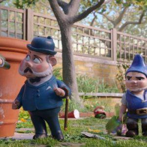 «Cine junto al Mar» proyecta la película Sherlock Gnomes