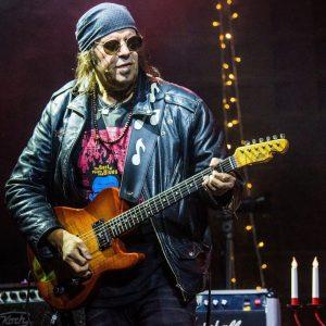 Vargas Blues Band en el Festival Polisònic