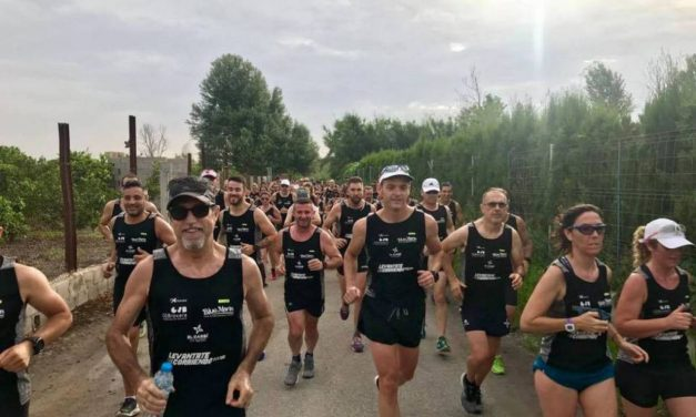 «Levántate Corriendo», practicar deporte por los entornos naturales de Gandia