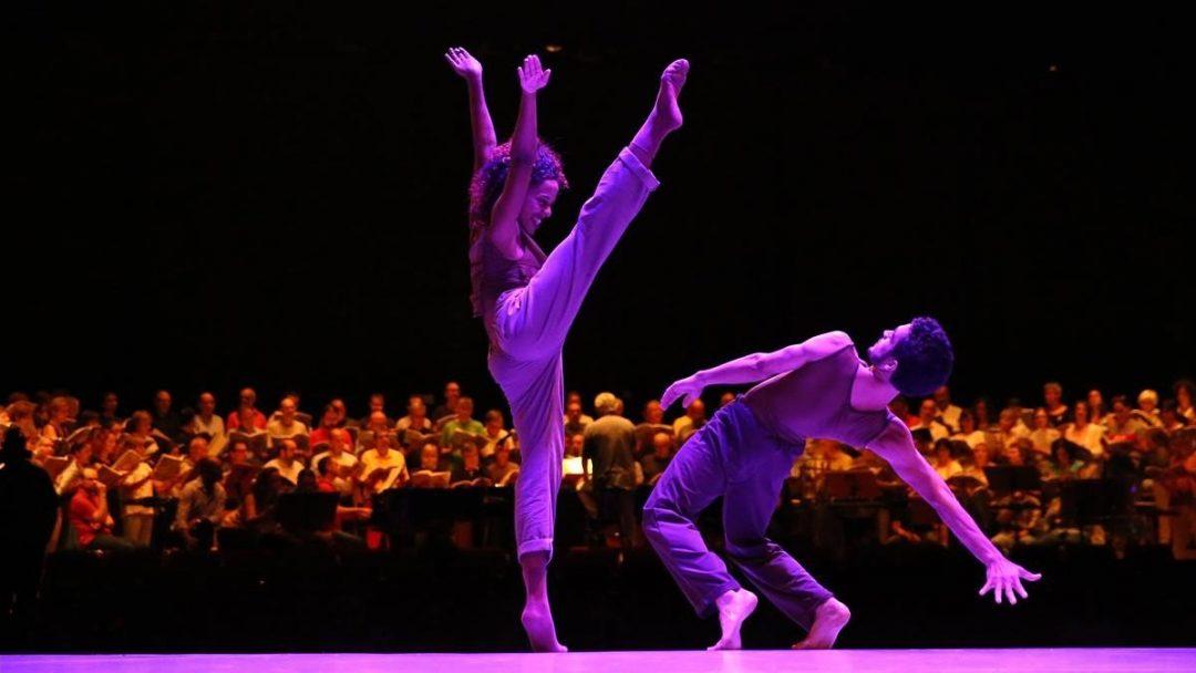 Carmina Burana por Crea Dance Company