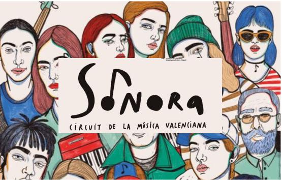 Sonora, un nuevo circuito de música valenciana