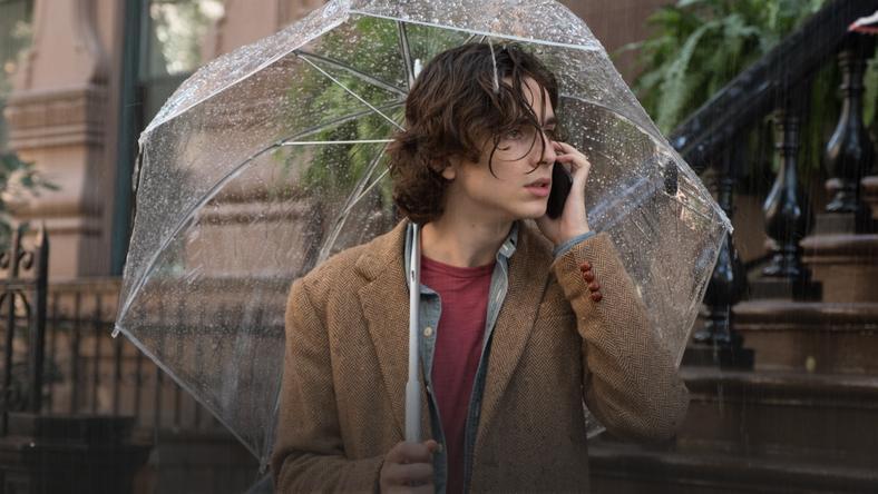 «Cinema en Valencià» projecta Dia de pluja a Nova York