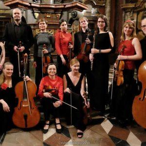 Concierto de Ensemble 18+ de Praga
