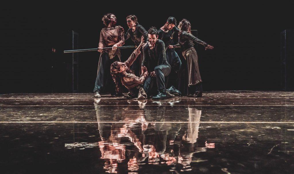 Tirant, un montaje de la Compañía Nacional de Teatro Clásico