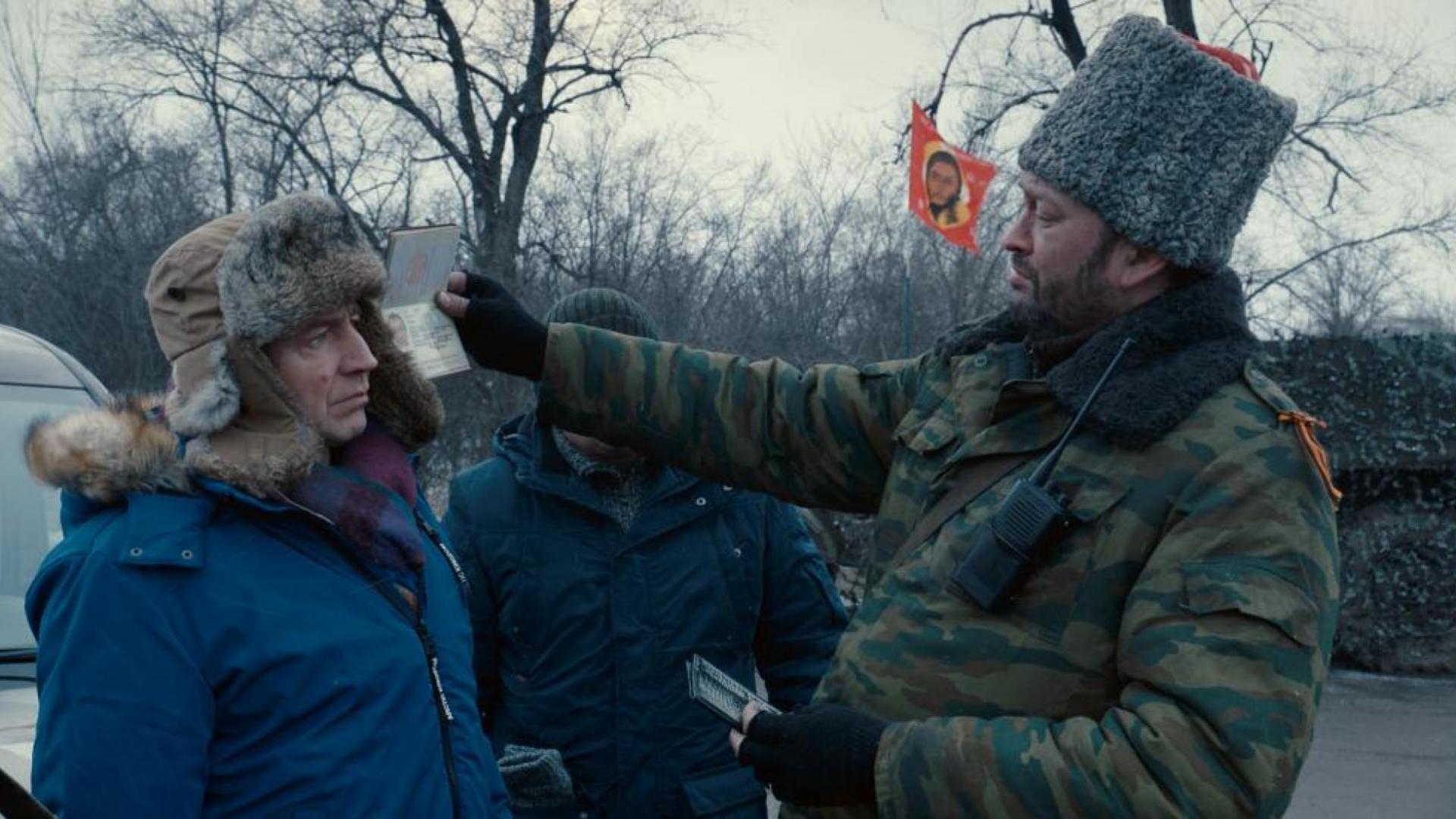 El Cine Pot del Teatre Serrano proyecta la película Donbass
