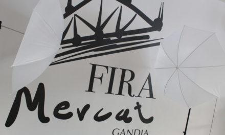 Fira Mercat Gandia se consolida con un segundo ciclo de muestras
