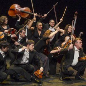 Desconcerto, un espectáculo de música clásica y humor gestual