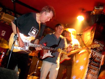 Vermut Session en el Pub Dublín con Graham Foster Band