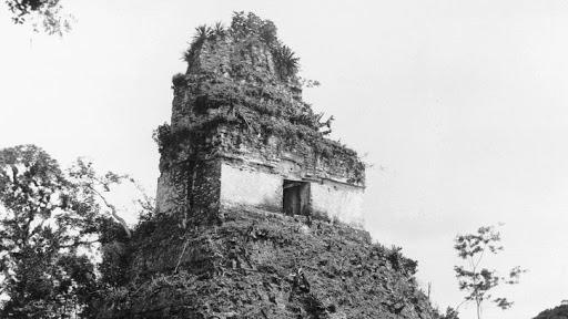«Las ruinas Mayas en la obra de Teobert Maler»