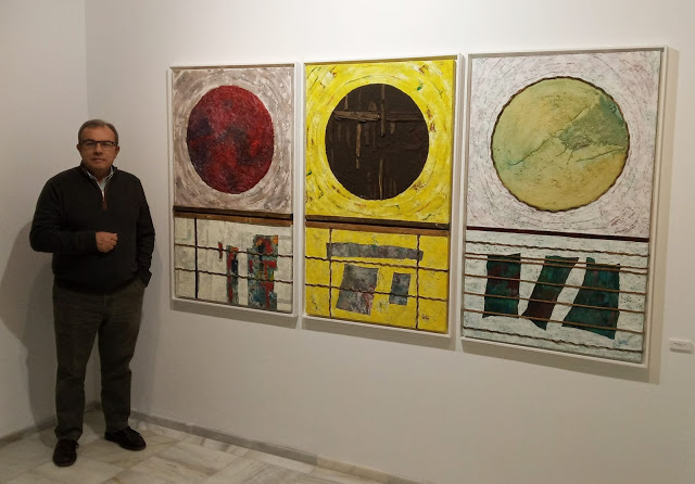 «Caminos», óleos de Jesús Iáñez Ferrer