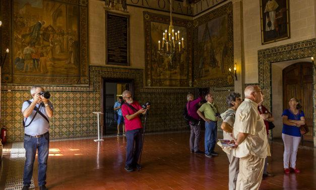 Vuelven las visitas al Palau Ducal