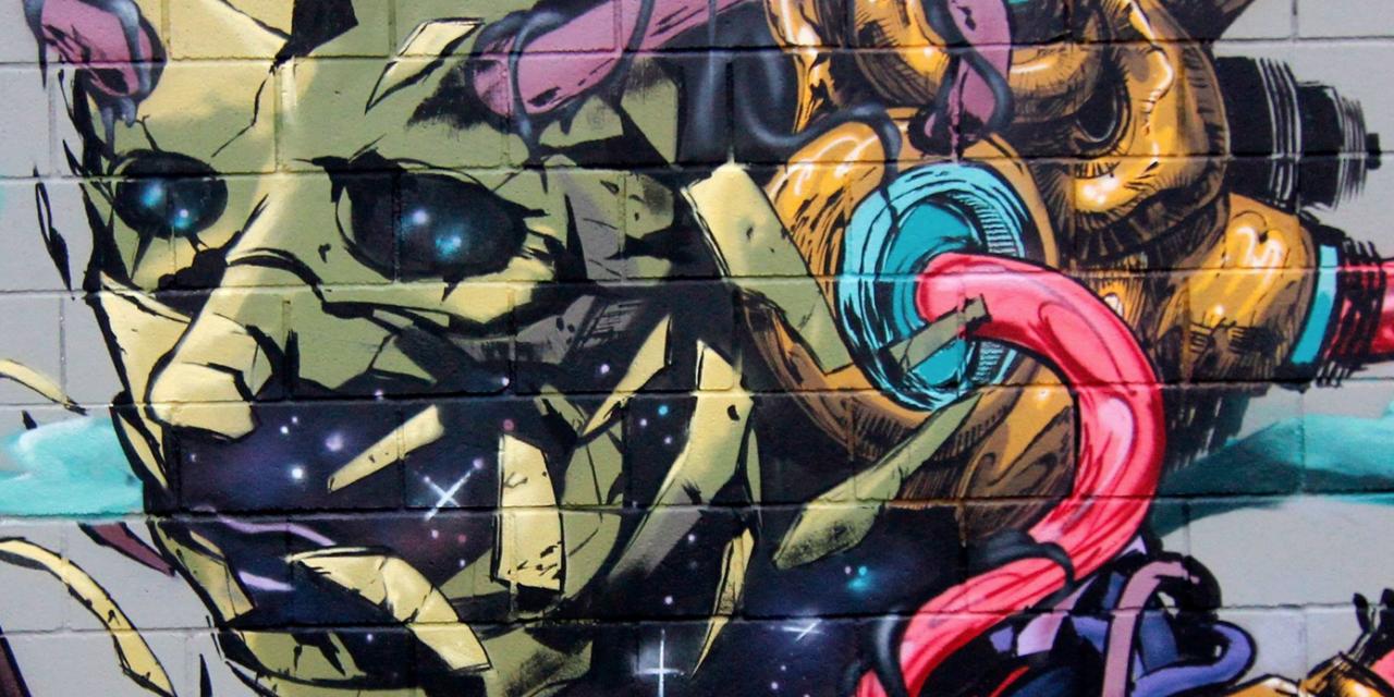 Gandia, referente del muralismo urbano