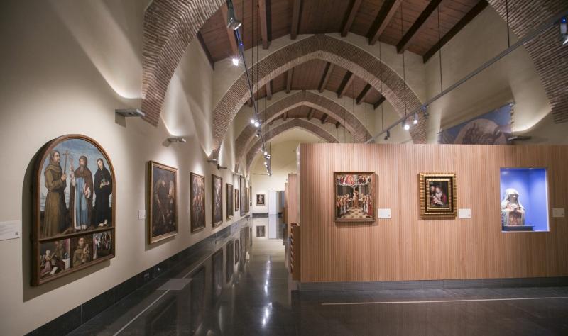 museo de santa clara gandia
