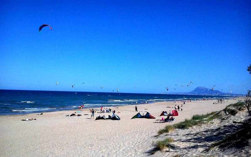 normas usuarios playa de oliva