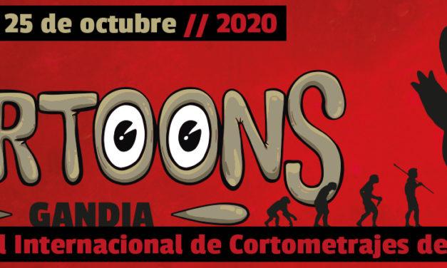 XVI Festival Internacional de Cortometrajes de Animación Cortoons