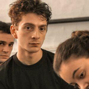 Cine Pot: «Solo nos queda bailar»