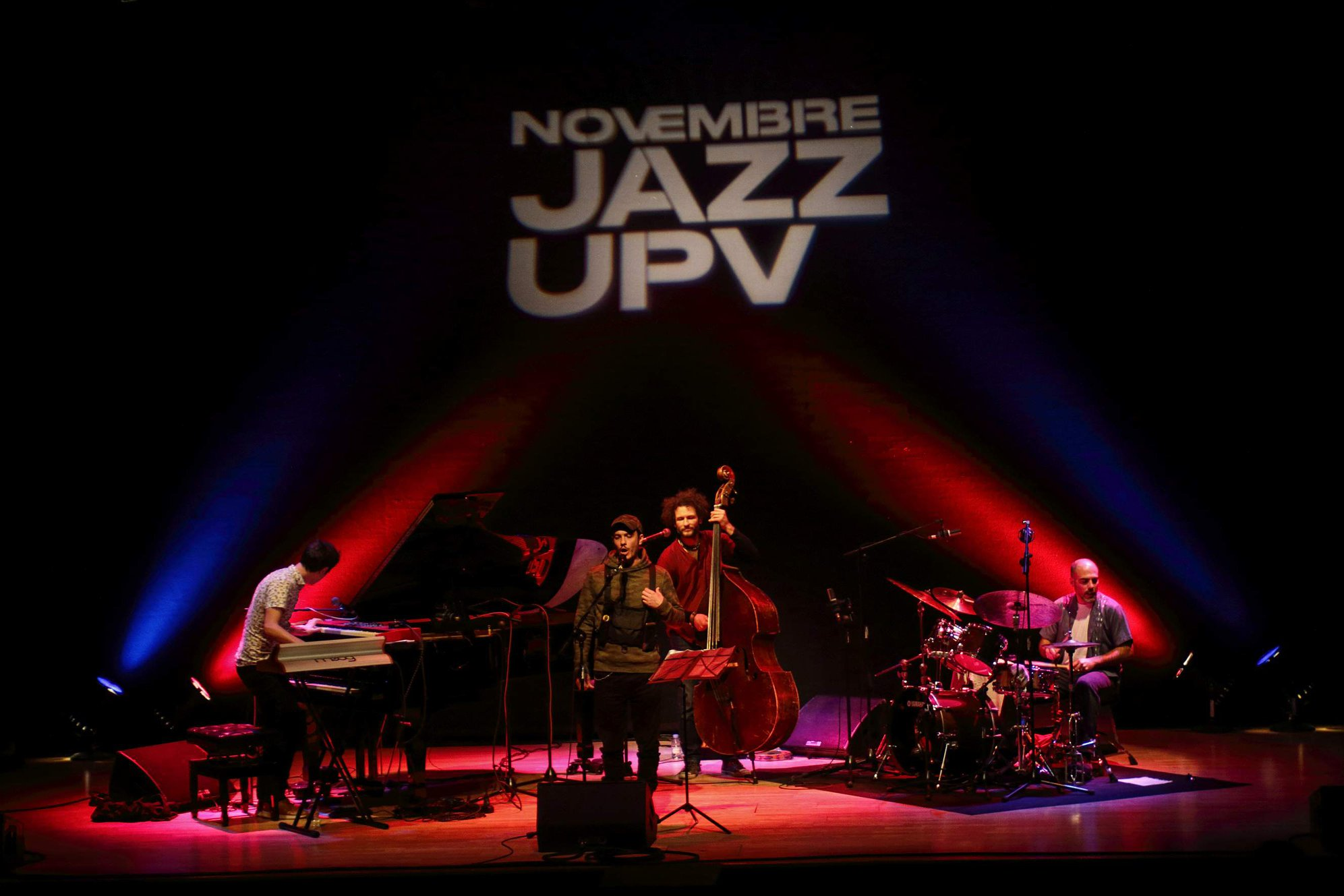 Ales Cesarini Quartet & Payoh Soul Rebel en el ciclo «Jazzdijous»