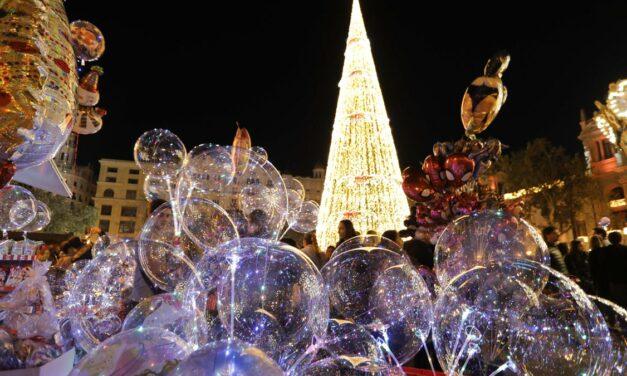 Programación de Navidad en Gandia