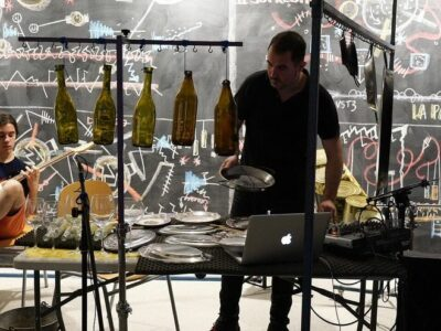 FESTIVAL HOSTES – EXPERIMENTAL: «La paella sònica», d'Adolf Murillo