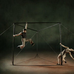 BORJA PORT ART: «Tiravol» de la compañía Daraomai