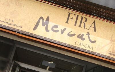 Nueva edición de Fira Mercat Gandia