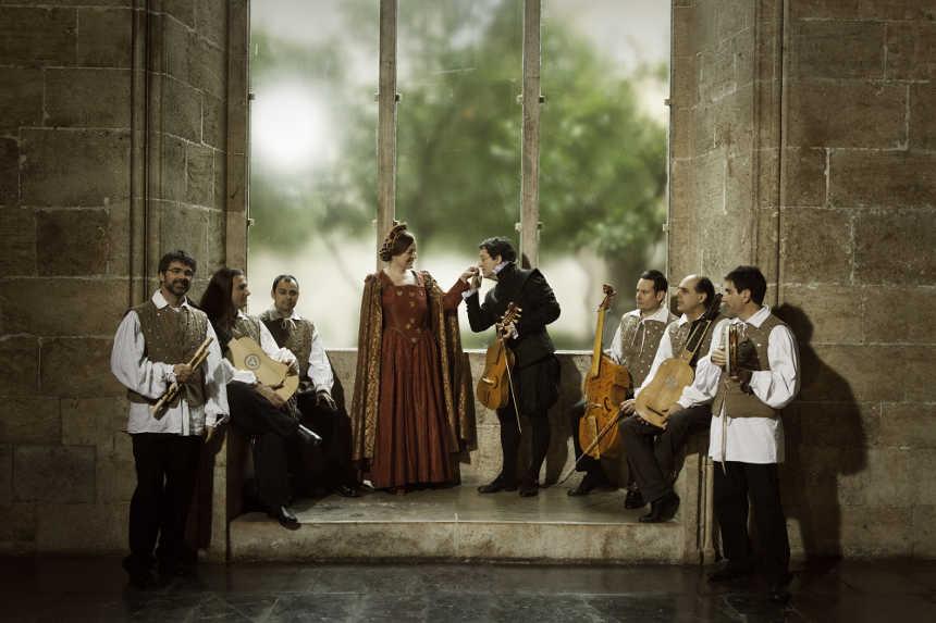 MÚSICA AL MONESTIR: Capella de Ministrers presenta «Plant d'Amor»
