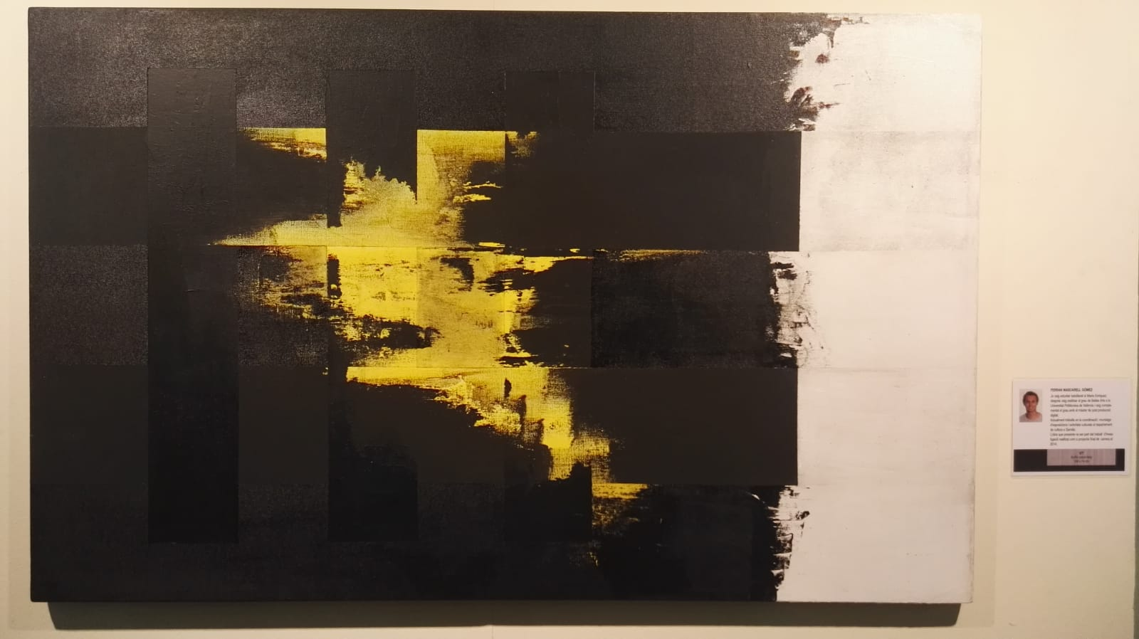 Exposición colectiva «Jo vaig estudiar Arts al Maria Enríquez»