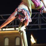 BORJA PORT ART, circo contemporáneo en el puerto