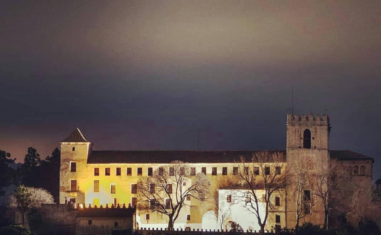 Visitas nocturnas en el Monasterio de Cotalba