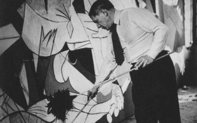 Exposición «Picasso. El viaje del Guernica»