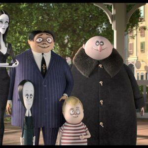 CINE EN FAMILIA: «La Familia Addams»
