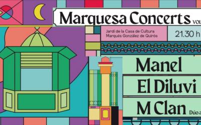 Marquesa Concerts 2021 (II) en septiembre y octubre